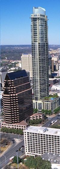 Austonian Tower Austin TX Condo