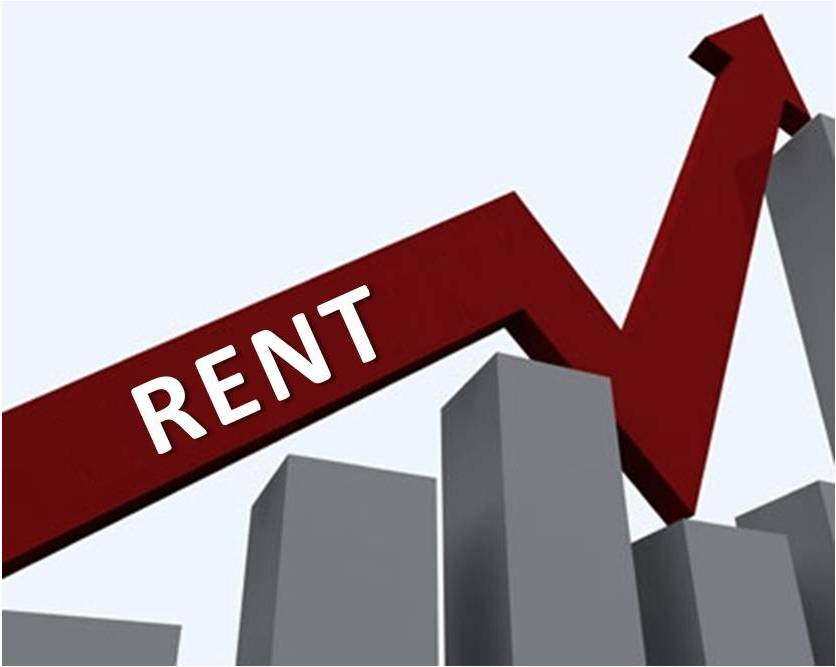 Apartment Rent Rises 2005