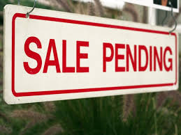 Sale Pending Real Estate
