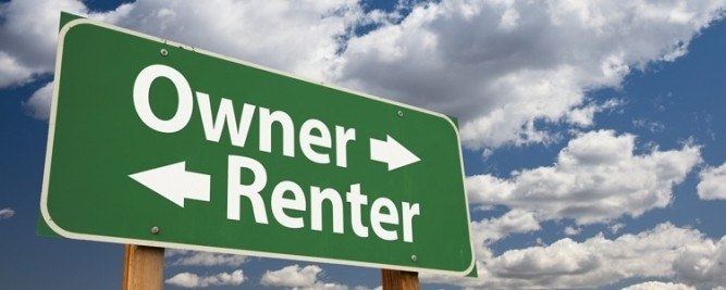 Home Rent Rates Still Falling