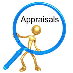 Appraisals - Square Feet