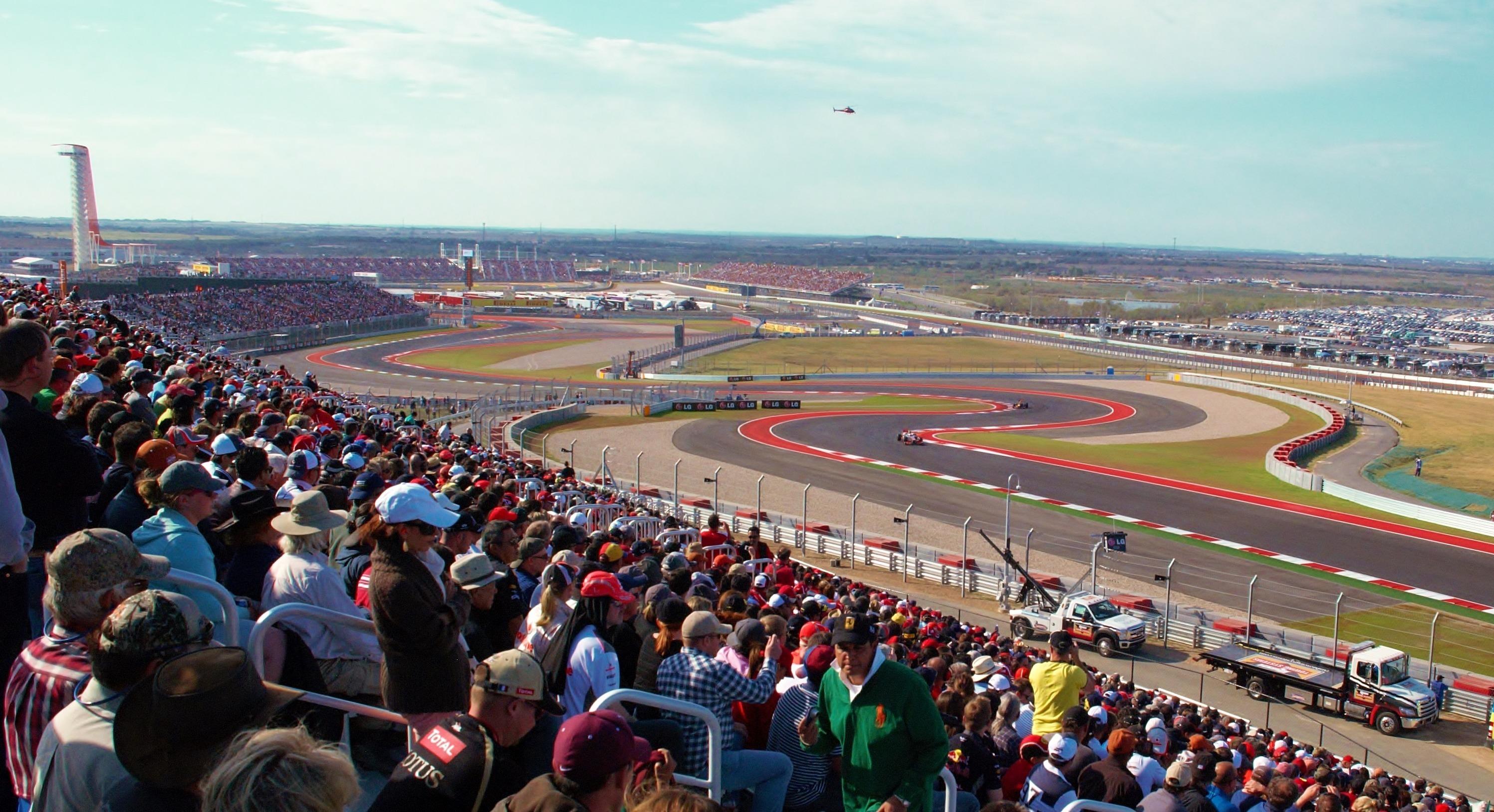 Austin Formula One Track