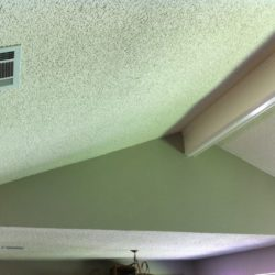 Popcorn Ceilings Are They Really So Bad Crossland Team - Can you put beadboard over popcorn ceiling