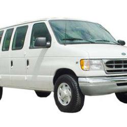 Austin 15 Passenger Van