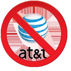 Goodbye AT&T