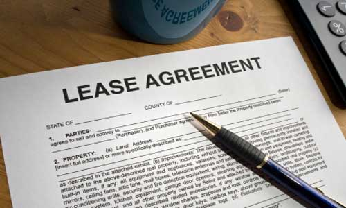 Austin Lease Agreement