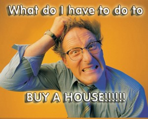 Frustrated Austin Home Buyer