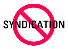 No Austin MLS Syndication