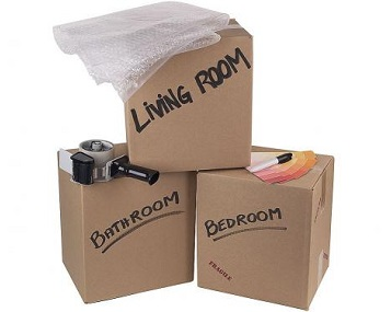 moving boxes Austin