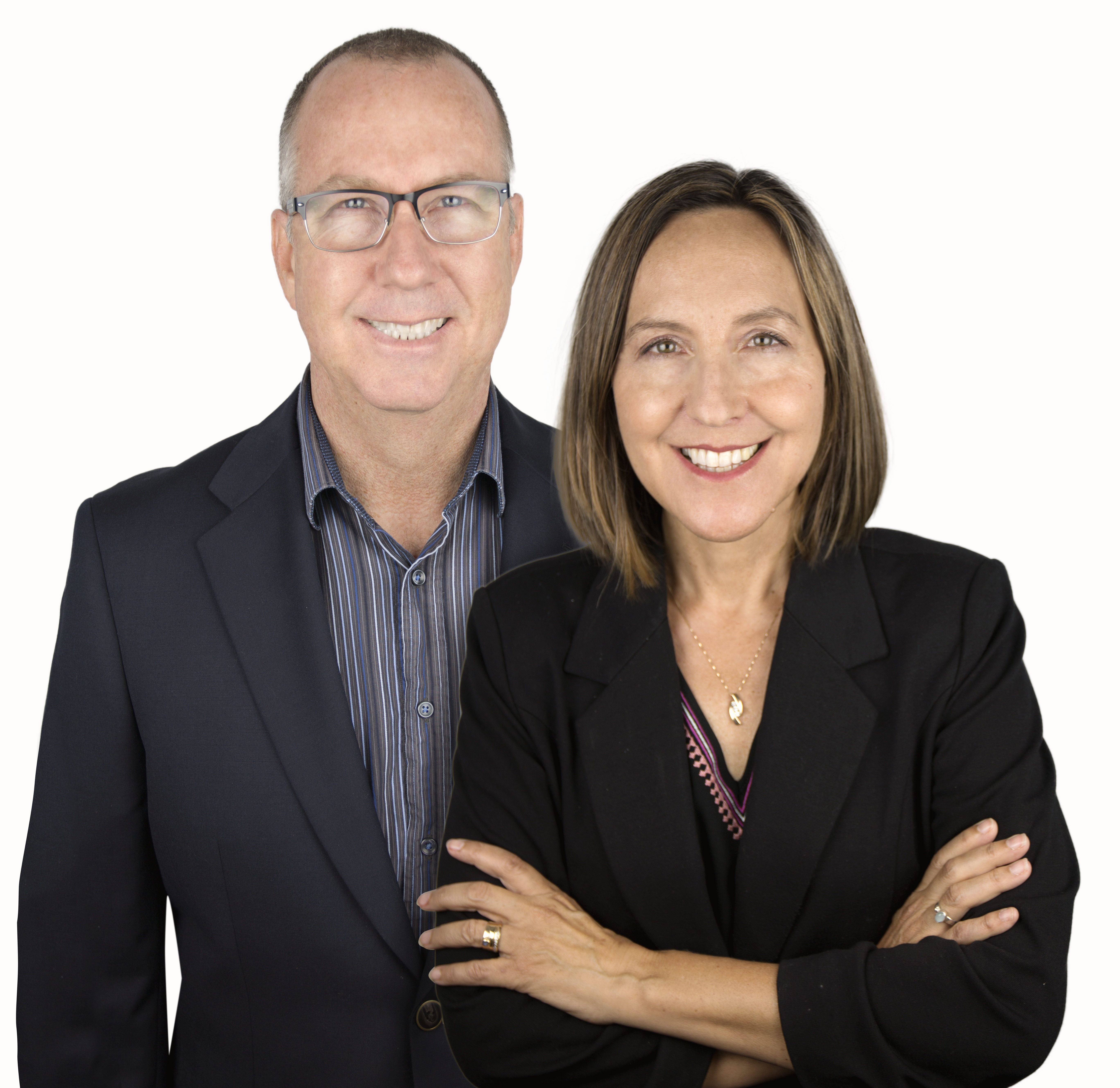 Steve and Sylvia Crossland